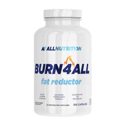Жиросжигатель AllNutrition Burn4ALL 100 caps