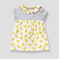 Платье для девочки Chickens