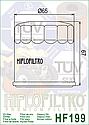 Масляный фильтр HF199, фото 2