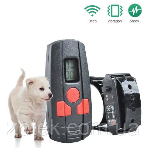 Электронный ошейник AETERTEK AT-211D для маленьких собак, щенков и кош