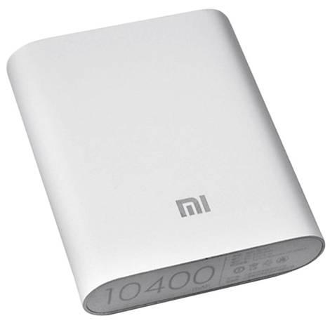 Power Bank Xiaomi портативная зарядка 10400mah + монопод в подарок