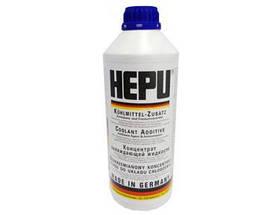 HEPU Антифриз G11 синий  , 1,5л