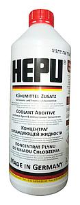 HEPU Антифриз G12 красный, 1.5л