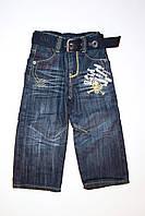Детские джинсы зимние для мальчика , фото 1