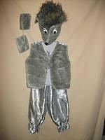 """Детский карнавальный костюм """"Ёжик"""" для детей от 3-х до 7-ми лет"""
