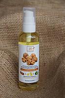 Карпатська натуральна олія волоського горіха з екстрактом кориці, ефірною олією іланга та бергам
