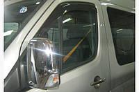 Дефлекторы окон Volkswagen Crafter 2006-2013