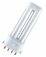 Люминесцентная лампа Osram PL-11W 2G7  11W 230V 4000K