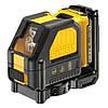 Лазер самовирівнювальна 2-х плоскосной DeWALT DCE088D1G