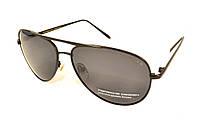 Классические солнцезащитные очки Porsche (Polarized), очки порше поляризованные   реплика