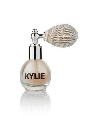 608  Мерцающая пудра для лица и тела Kylie Shimmer Powder