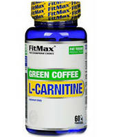 Green Coffee L-Carnitine FitMax, 60 капсул