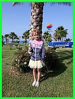 Оптом костюмы велюровые детские (под заказ от 50 шт) с НДС, фото 1