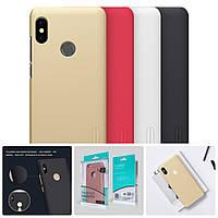 Чехол Nillkin для Xiaomi (Ксиоми) Redmi S2 (4 цвета) + пленка