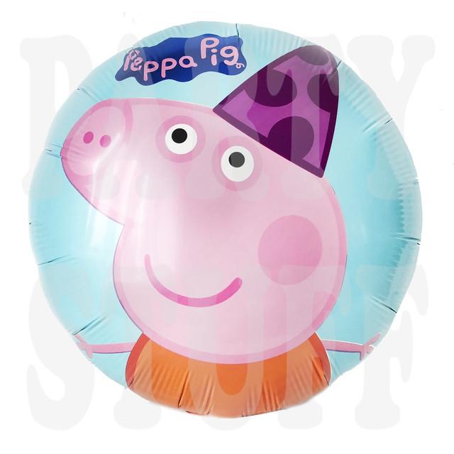шарик свинка пеппа