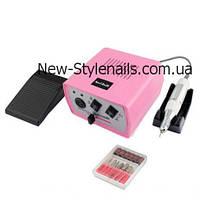 Фрезер для маникюра и педикюра DM-203, 35 000  об/мин.(Розовый), фото 1
