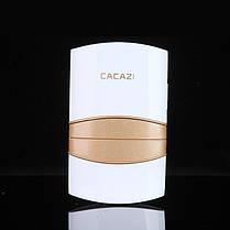 CACAZI Беспроводной дверной звонок AC 220V Водонепроницаемы с 36 кольцами 4 громкости дверных звонков 300 метров Дистанционный Bell 1TopShop, фото 2