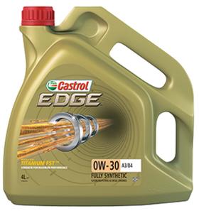 Масло моторное CASTROL EDGE 0W-30, 4л