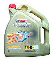 Масло моторное CASTROL EDGE 5W-30 LL, 5л