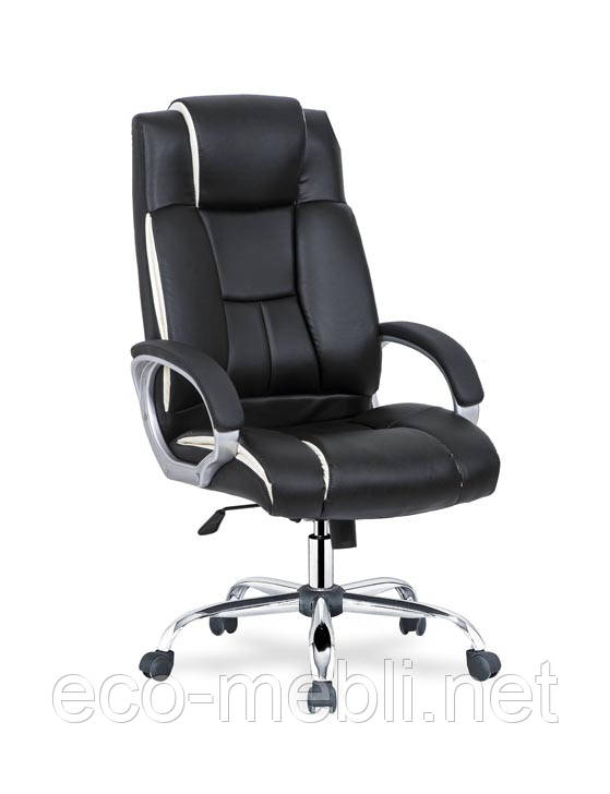 Крісло офісне для керівника, поворотне Crypto Halmar