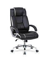 Крісло офісне для керівника, поворотне Crypto Halmar, фото 1