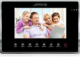 Видеодомофон  с записью видео по движению Jarvis JS-7MW/JS-7MB