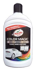 Полироль белый Color Magic 500мл Turtle Wax