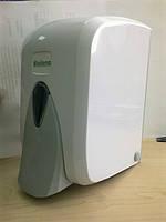 Диспенсер-пенообразователь для кожного антисептика (настенный раздатчик), 500 мл