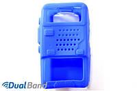 Чехол для рации Baofeng UV-5R синий