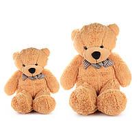 Большой медведь 60/100/120/140 см плюшевый медвежонок с игрушечным плюшевым игрушкой Кукла для детей Baby Christmas
