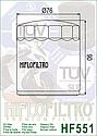 Масляный фильтр HF551, фото 2
