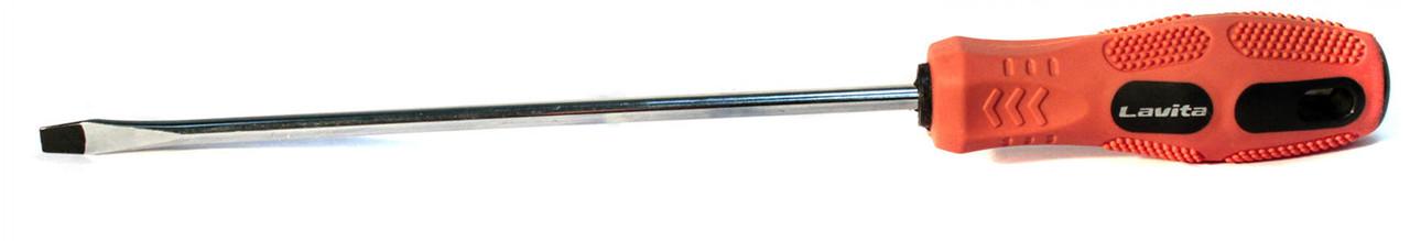 Отвертка шлицевая SL6x200 мм