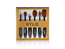 Набір з 6 щіток для макіяжу Kylie