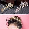 Тіара діадема НОВЕЛЬ прикраси для волосся, фото 7
