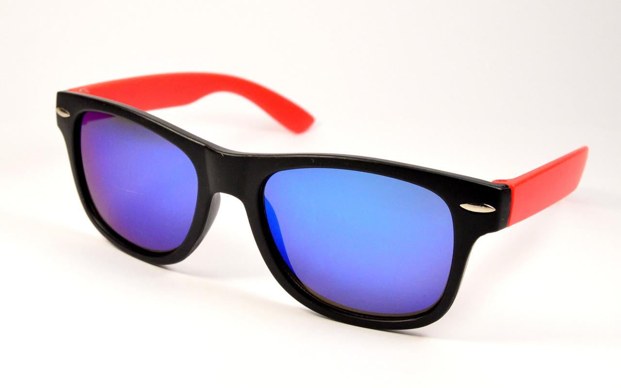 Детские солнцезащитные очки Wayfarer (3015 ч-к)