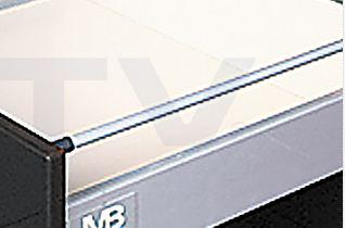Релинг для ящика 400мм ModernBox серый