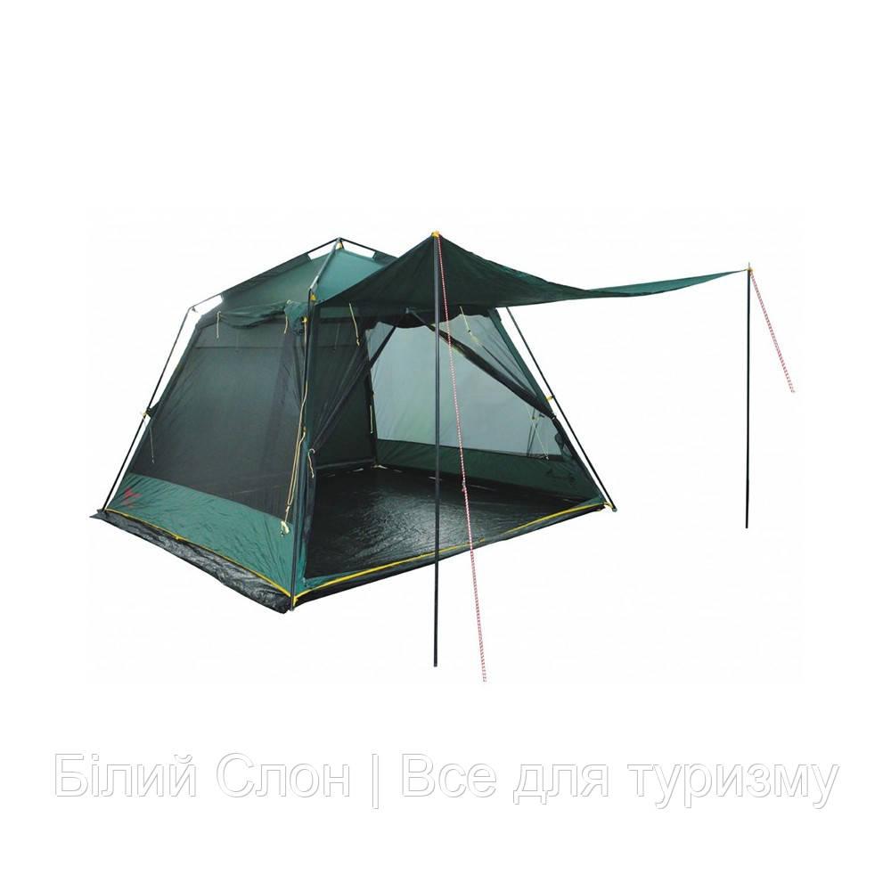 Намет-шатер Tramp Bungalow Lux Green V2