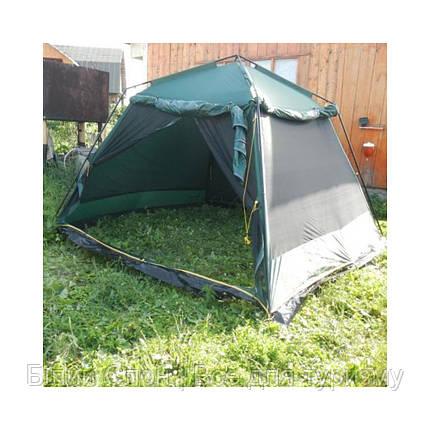 Намет-шатер Tramp Bungalow Lux Green V2, фото 2