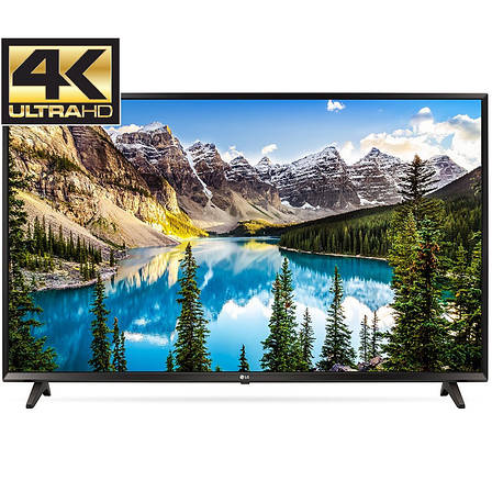 Телевизор LG 55UJ620V (PMI 1500 Гц, 4K Ultra HD, Smart TV, Wi-Fi, активный HDR, 20Вт) , фото 2