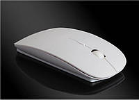 Блютуз мышь Apple для ПК и ноутбука, белая