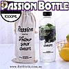 """Спортивная бутылочка (1л.) - """"Passion Bottle"""" + чехол для хранения!"""
