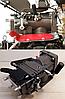 Ходоуменьшитель/КПП Weima 1100-6 (с сцеплением, корзиной, подшипником, переходной пл. и к-кт ручек)