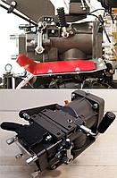 Ходоуменьшитель/КПП Weima 1100-6 (с сцеплением, корзиной, подшипником, переходной пл. и к-кт ручек), фото 1