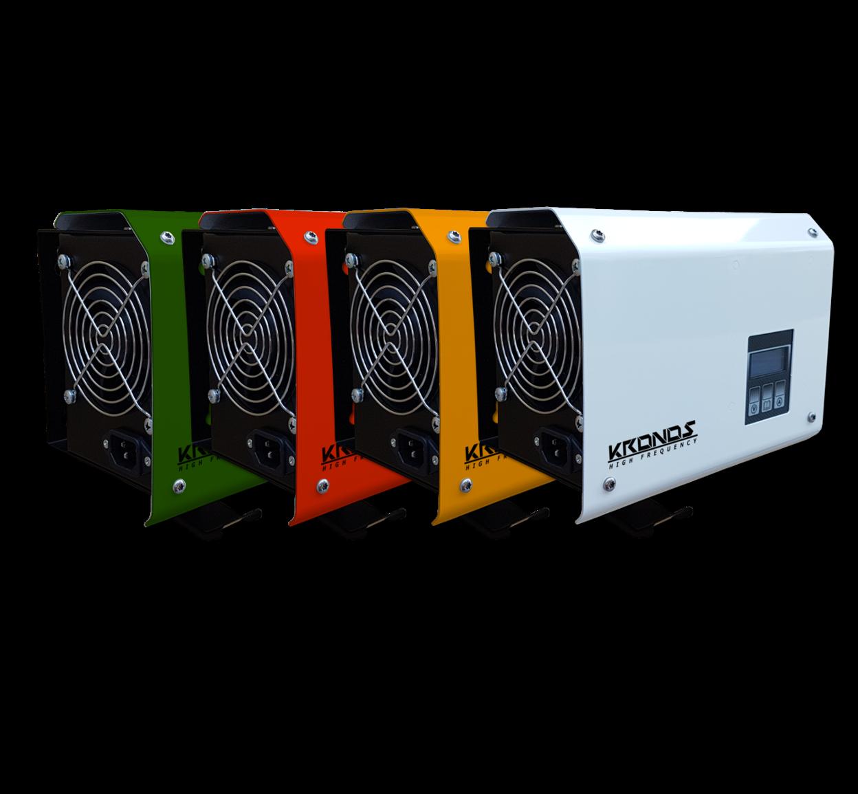 Зарядний пристрій для тягових акумуляторів T. C. E. Kronos Series
