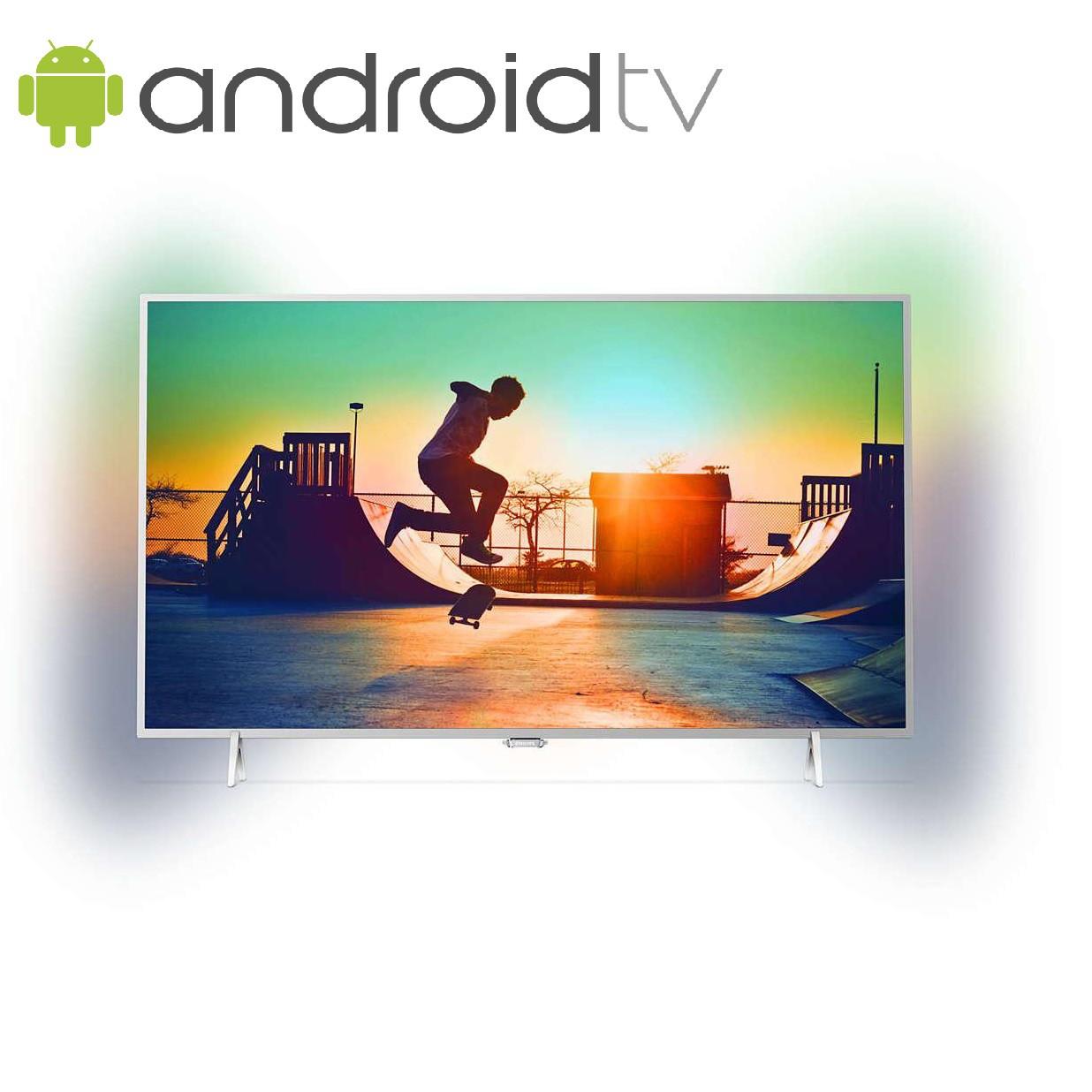 Телевизор Philips 49PUS6432/12 (UltraHD,  Android TV, 900Hz, DVB-C/T2/S2)