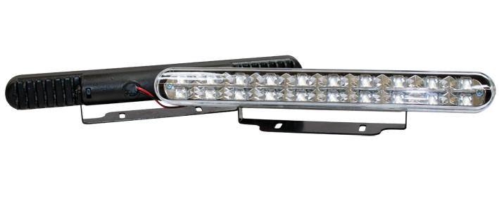 Фара дневного света 220x25 мм, LED, 2 шт.