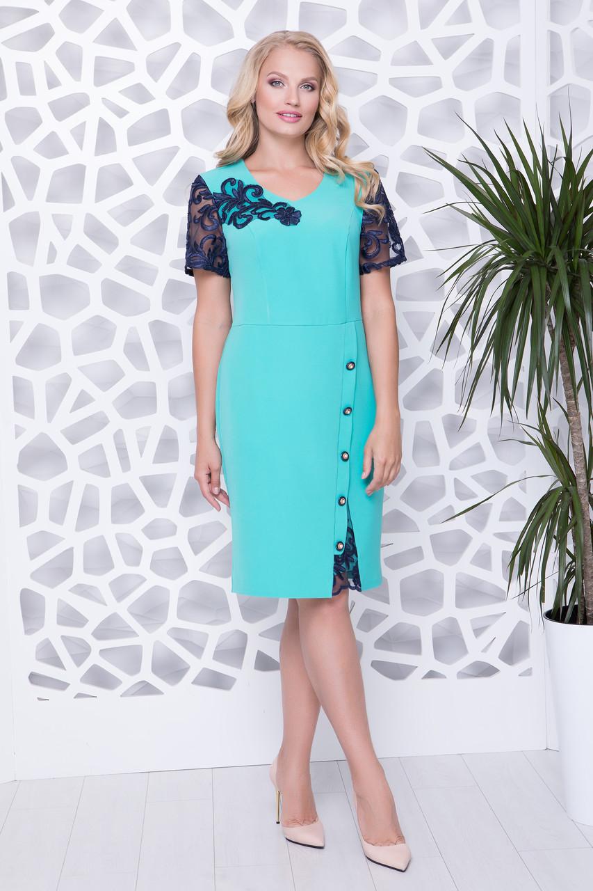 900b48daab9 Нарядное платье больших размеров - оптово - розничный интернет - магазин