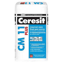 Клеевая смесь CM 11/5 plus Ceresit (933301)