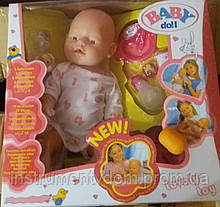 Интерактивная кукла-пупс BABY Born 8001-10 (в коробке)