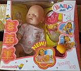 Интерактивная кукла-пупс BABY Born 8001-10 (в коробке), фото 2